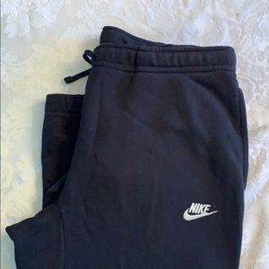 Brand New! Men's Black Nike Sweatpants size XL